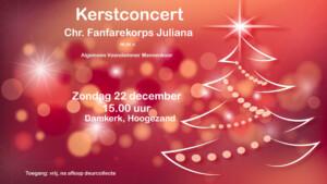 Kerstconcert @ Damkerk, Hoogezand | Sappemeer | Groningen | Nederland